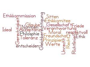 Ethik_Wortwolke